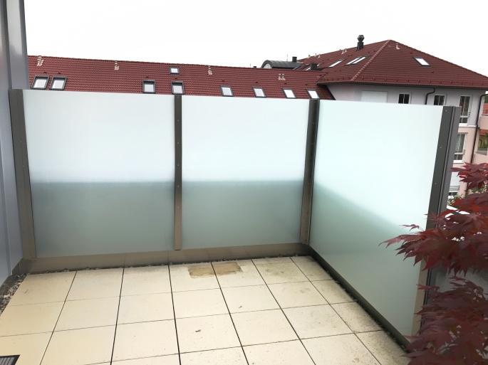 Sichtschutz Glas